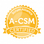 A-CSM - Advanced Certified Scrum Master