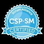 CSP-SM - Certified Scrum Professional - ScrumMaster
