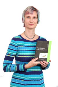 Zuzi Sochova, author of the Great ScrumMaster: #ScrumMasterWay book